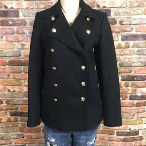 ☃️ ZARA WOMENS MILITARY JACKET SMALL☃️